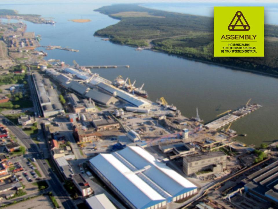 ASSEMBLY consigue un importante pedido para Lituania