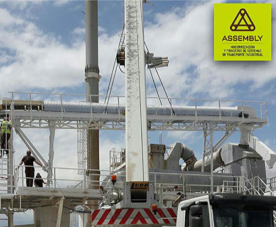 ASSEMBLY.-Montaje-de-un-transportador-modelo-TBBC