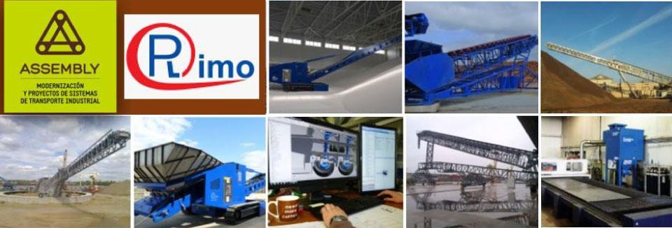 ASSEMBLY. Acuerdo con el fabricante Lituano RIMO, como distribuidores exclusivos en España y Portugal
