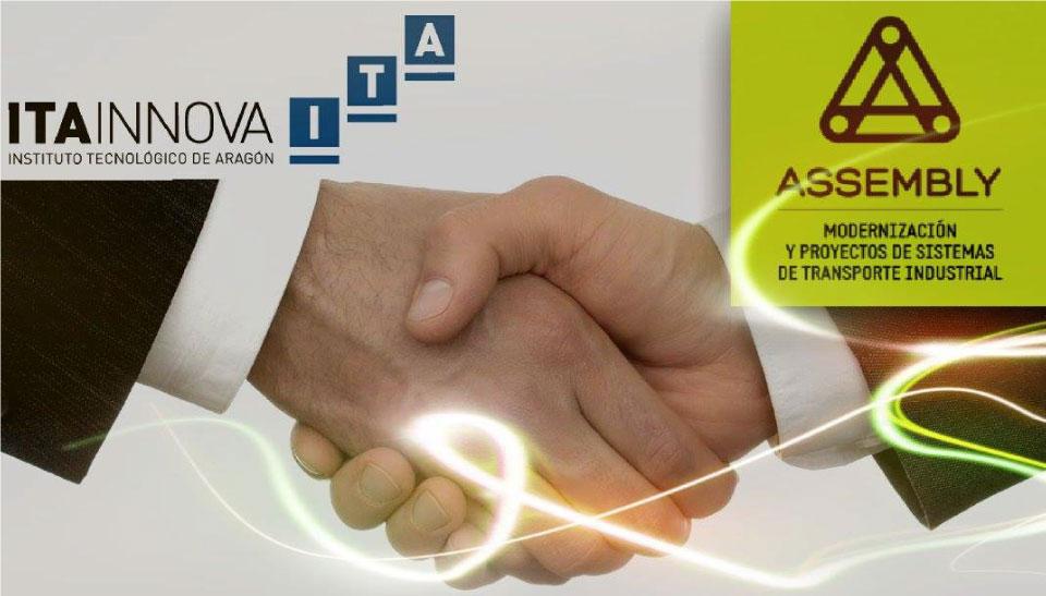 ASSEMBLY. Assembly e ITA INNOVA firman un acuerdo para proyectos I+D+i