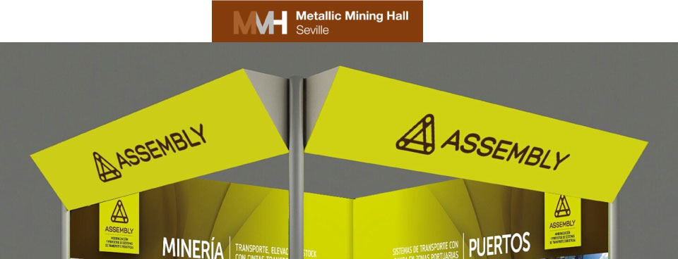 ASSEMBLY.-METALLIC-MINING-HALL.-Sevilla,-17-al-19-de-octubre